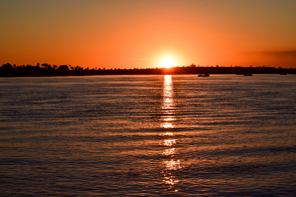 Zambezi sunset edited