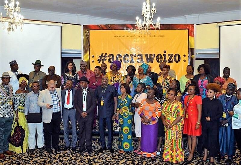 Participants at the just concluded accra weizo held in ghana