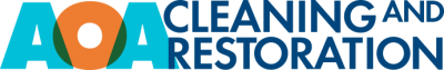 Logo for AOA Cleaning & Restoration