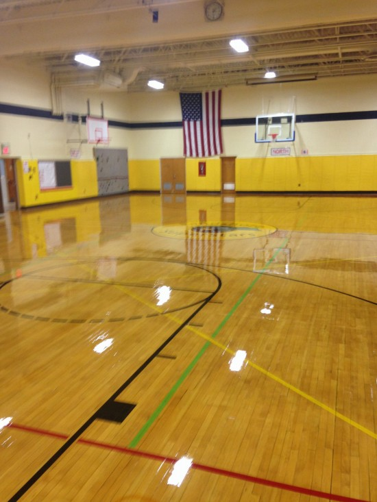 Gym Floor Refinishing Aoa Cleaning And Restoration