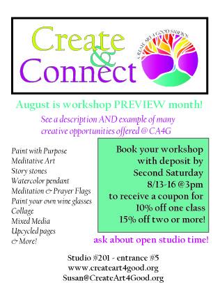 workshop newsletter