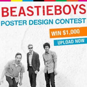 Design a Poster for Beastie Boys' New Single