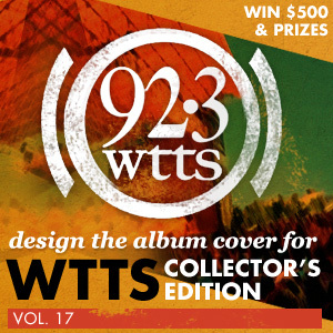 Design an Album Cover for WTTS Collector's Edition Vol. 17