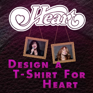 Design a T-Shirt for Heart