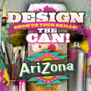 Design a Can for AriZona