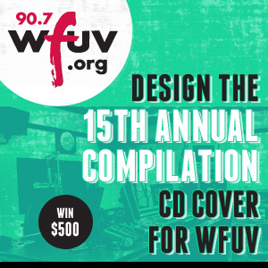 Illustrate Album Art for WFUV