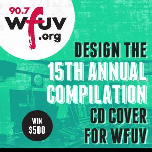 Illustrate Album Art for WFUV