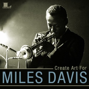 Create Cool Art for Miles Davis