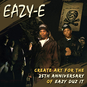 Create Art Inspired By Eazy E