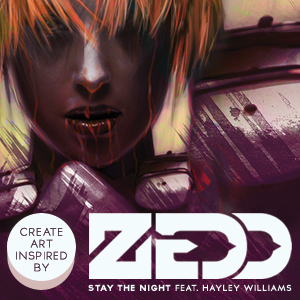 Create Commemorative Art for Zedd