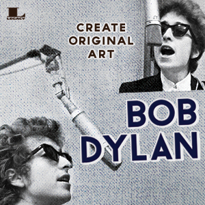 Create Commemorative Art For Bob Dylan