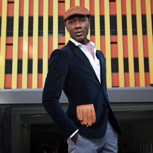 Create Art For Aloe Blacc