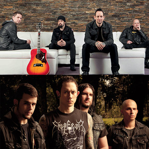 Design a Poster for Volbeat and Trivium
