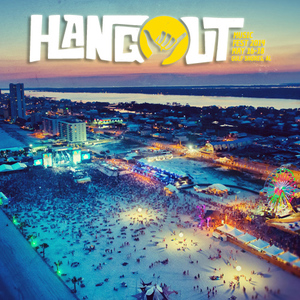 Design Art for The Hangout Music Festival
