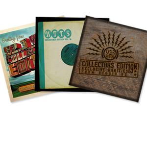 Design an Album Cover for WTTS Collectors Edition 20