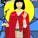 Foxy Shazam Poster by tunde