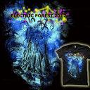 Electric Forest T-Shirt by kharmazero