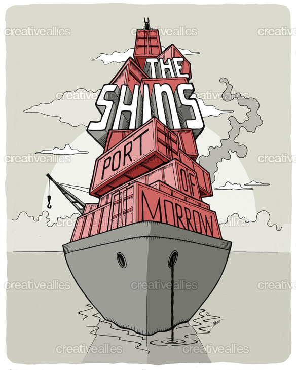 Shins_port_of_morrow_poster