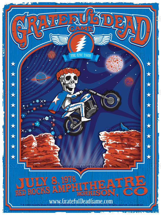 Darin_shock_grateful_dead_game