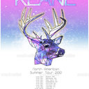 Keane Poster by stantonization