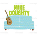 Mike Doughty Logo by Anne-Marie Yerks