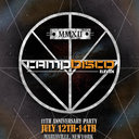 Camp Bisco Poster by Rups Cruz