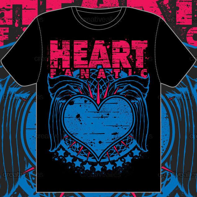 Heart2tee