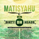 Matisyahu & Dirty Heads Poster by xel desuer