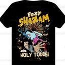Foxy Shazam T-Shirt by Daniel Jacob