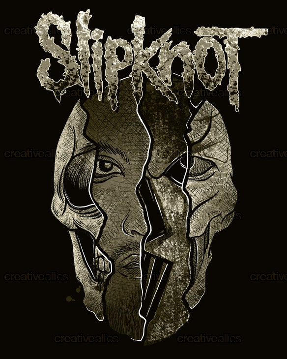 Godzillarge-slipknot__poster_design_2_