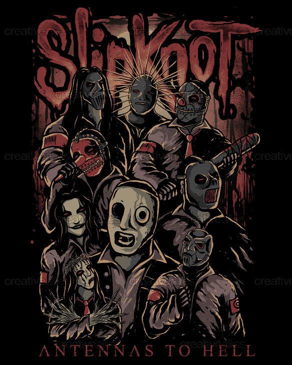 Slipknot_poster