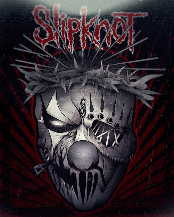 Slipknot_poster_art_contest_16x20inch_300dpi