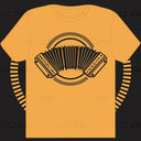 Brushfire Records T-Shirt by edoodoe