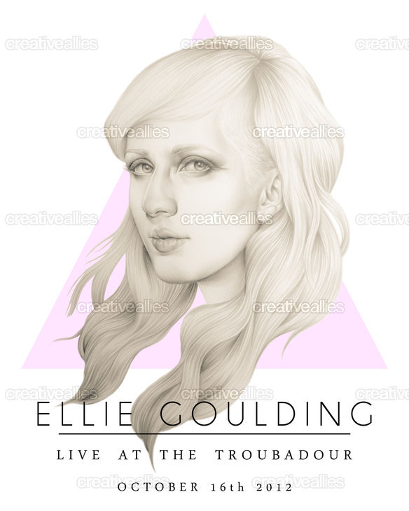 Elliegoulding_troubadour_poster_final_3c2