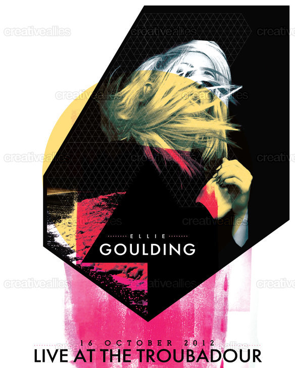 Goulding-poster