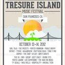 Treasure Island Music Festival Poster by Rhomas Ormsby