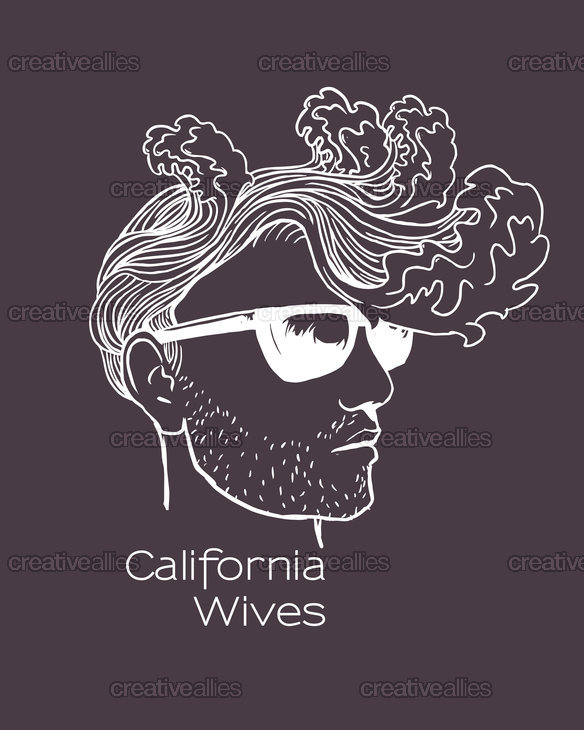 Californa-wives