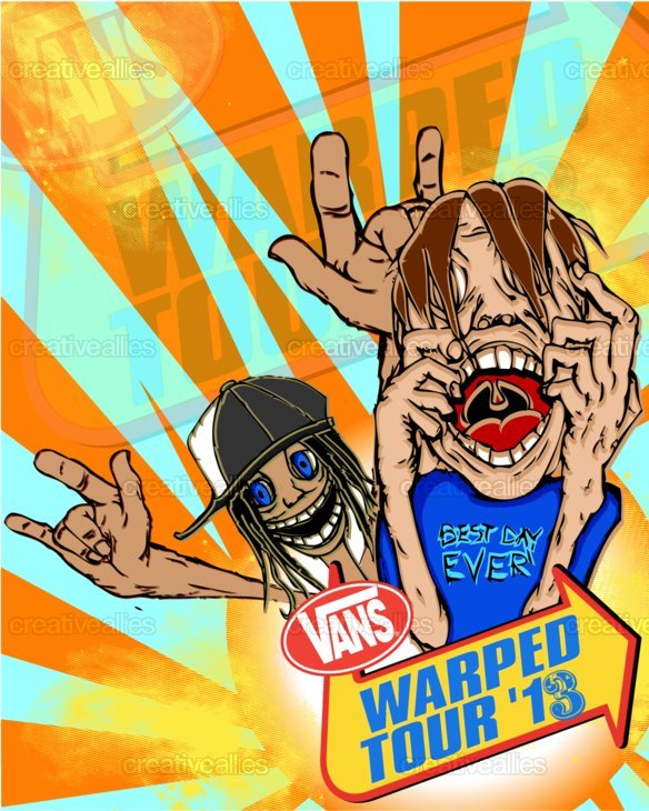 Vans_warped_tour_2013_poster