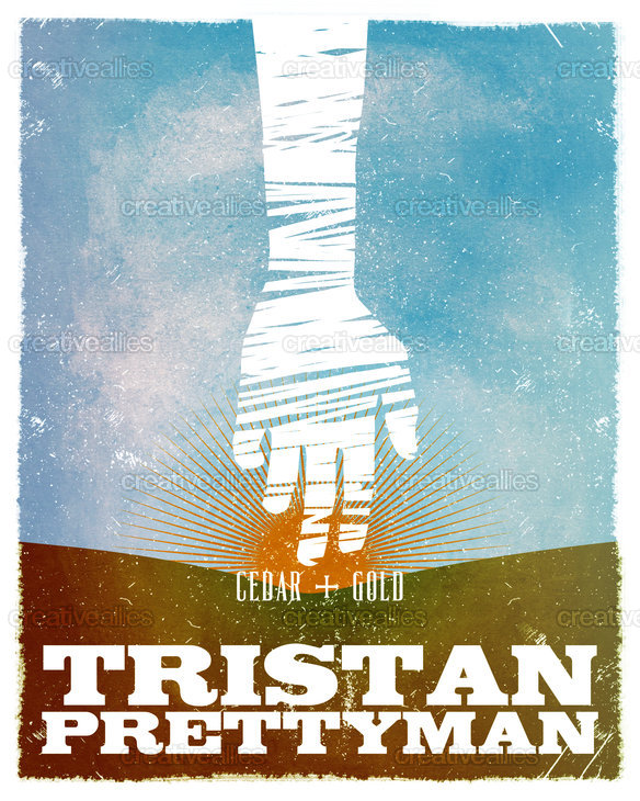 Tristan Prettyman Poster by SalaBoli on CreativeAllies.com