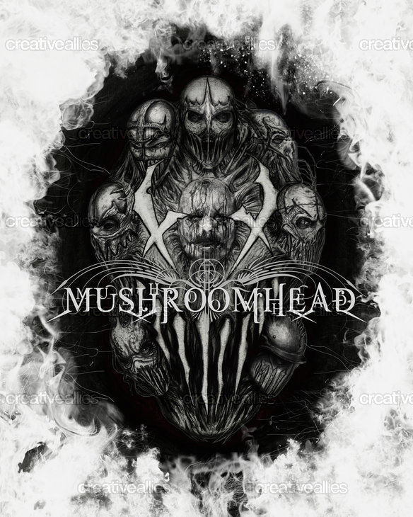 Mushroomhead_black_poster_by_jose_romero