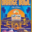 The Orange Bowl Poster by airborne_artist