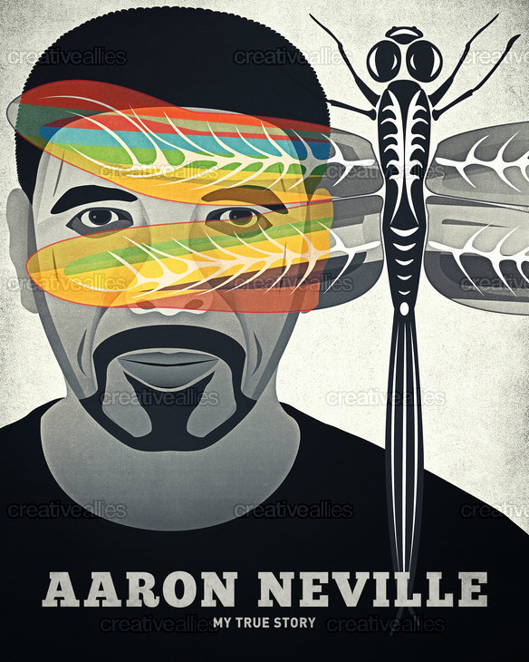 Aaron_neville_poster_frank_rizzo