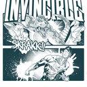 Invincible Merchandise Graphic by Xio
