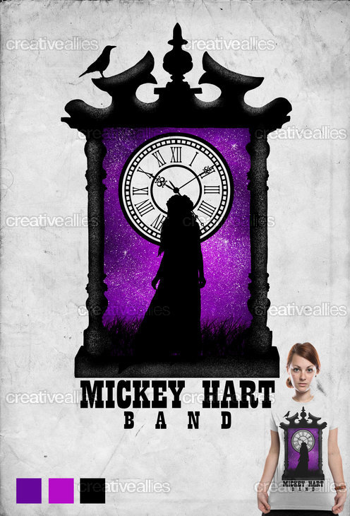 Mickey_hart_time_never_ends