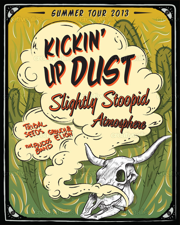 Kicking_up_dust_tour