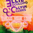 Ellie Goulding Poster by CADesgns