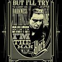 Johnny Cash Poster by Zuela13
