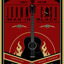 Johnny Cash Poster by Lorenzo Belmonte
