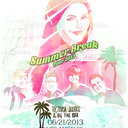 Big Time Rush and Victoria Justice  Poster by Alejandro Vaso