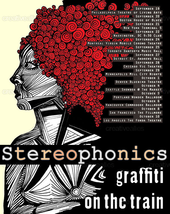 Stereophonics Us Tour